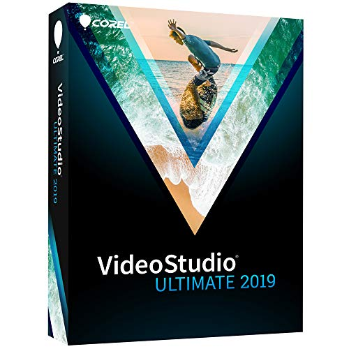 Corel VideoStudio Ultimate 2019 - Video...