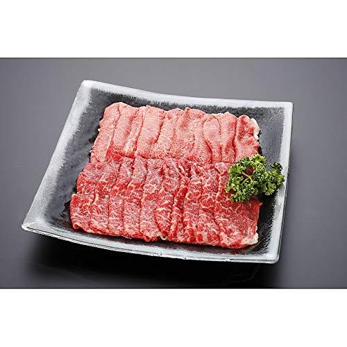( 産地直送 お取り寄せグルメ ) 山形牛 すき焼き 500g(肩・もも)