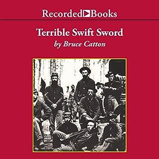 Terrible Swift Sword audiobook cover art