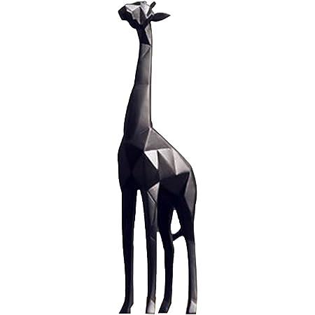 43 cm grand sculpté résine Grande Girafe Sculpture Ornement Figurine Statue Cadeau