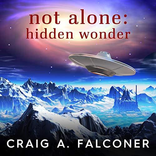 Page de couverture de Not Alone: Hidden Wonder