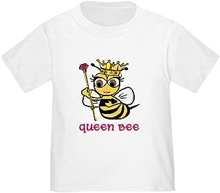 Queen Bee Toddler T-Shirt Toddler Tshirt