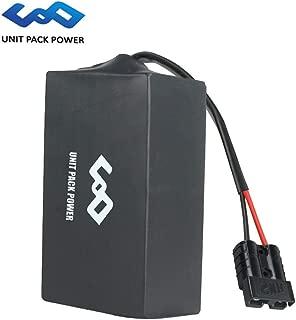 Hot Sale! 72V 40AH E-Bike Lithium Battery Customized Waterproof PVC Battery for 72V 1000W-3000W Motor (72V 40AH)