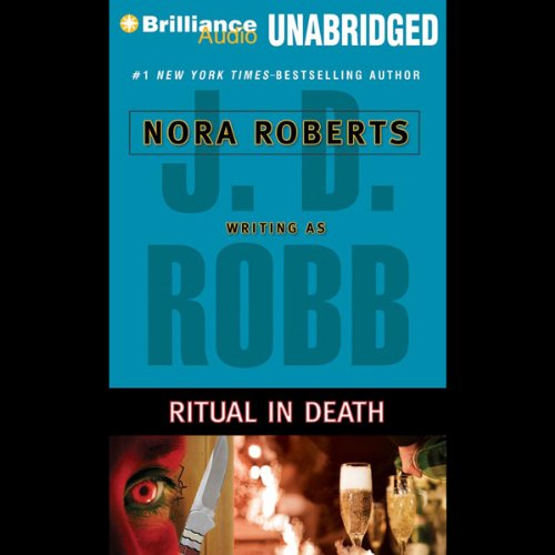 Ritual In Death audiobook cover art