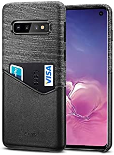 ESR Leather Cover For Samsung Galaxy S10,Multi Color