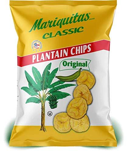 Mariquitas Max 40% OFF Classic Original Plantain Chips 8 oz. Bags 3 Popularity