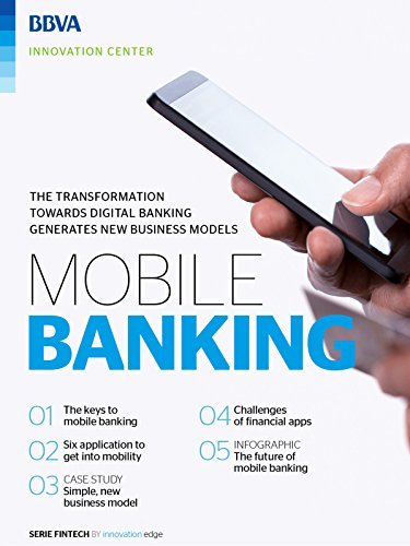 Ebook: Mobile Banking (Fintech Series) (English Edition) eBook: BBVA Innovation Center, Innovation Center, BBVA: Amazon.es: Tienda Kindle