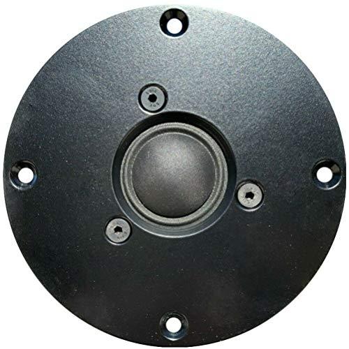 1 CIARE HT261 HT 261 kalotten hochtöner Driver schwarz 100 watt rms 200 watt max 11,00 cm 110 mm Durchmesser impedanz 8 ohm empfindlichkeit 90 dB Hause, 1 stück
