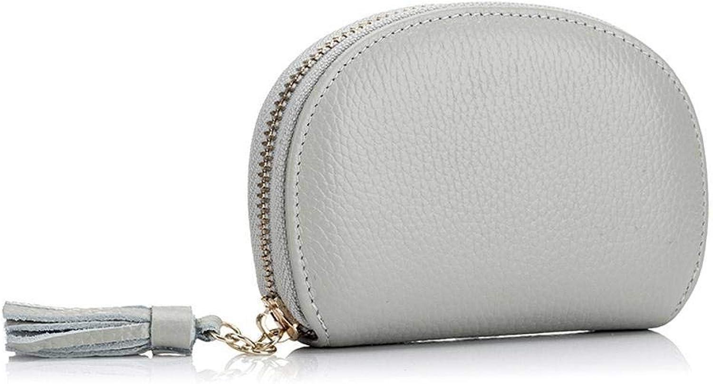 Girls Purse Women's Wallet Leather MultiCard Bag Lady Wallet 8.5  11  2.5cm, (color   E)