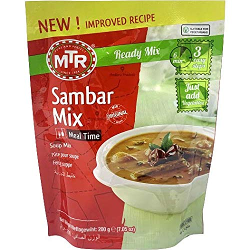 cheap Pack Of 2 Sales for sale - MTR 200 Mix Gm Sambar