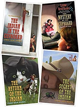 The Indian In the Cupboard Book Set   The Mystery of the Cupboard - The secret of the Indian - the return of the indian  An Unofficial Box Set