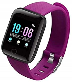 TOFOTL Smartwatch Orologio,Smart Watch Contapassi Cardiofrequenzimetro da polso ECG Orologio Sportivo Bluetooth Touch Cont...