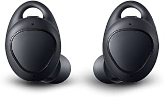 $114 Get Samsung Gear IconX (2018 Edition) SM-R140NZKAXAR Bluetooth Cord-free Fitness Earbuds, w/ On-board 4Gb MP3 Player (US Version with Warranty) - Black