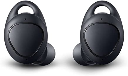 Samsung Gear IconX (2018 Edition) Bluetooth Cord-free Fitness Earbuds, w/ On-board 4Gb MP3 Player (US Version with Warranty) - Black