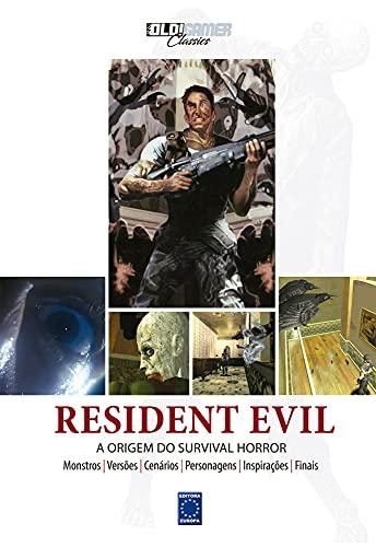 Coleção OLD!Gamer Classics: Resident Evil: Volume 1