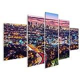 Bild auf Leinwand Los Angeles, Kalifornien, USA, am frühen