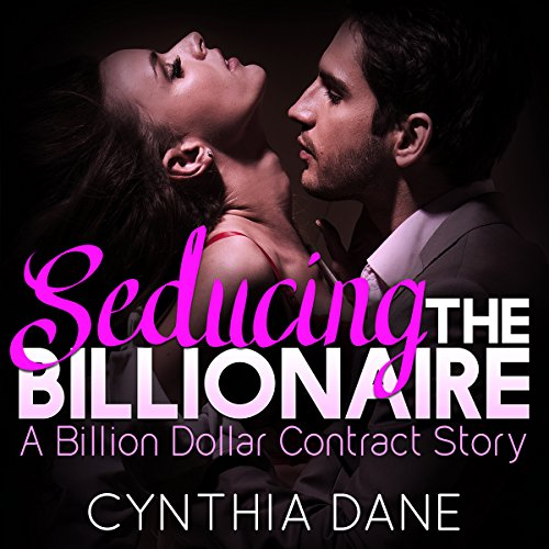 Seducing the Billionaire audiobook cover art