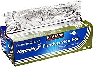 Kirkland Signature FoilSheet-500ct ALUMINUM FOIL SHEETS