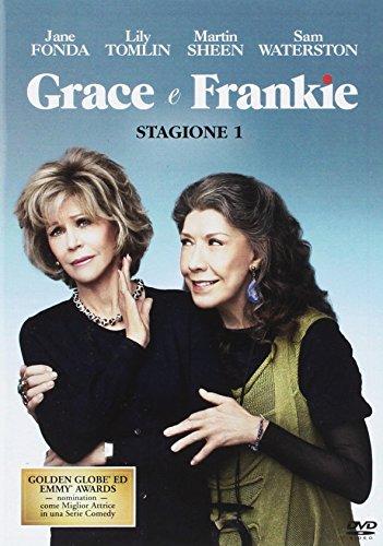 Grace And Frankie - Stagione 01 (3 Dvd) [Italia]