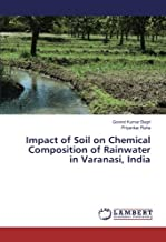 Impact of Soil on Chemical Composition of Rainwater in Varanasi, India