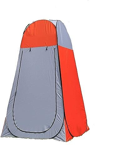 WANZIJING Tente de Toilette Camping Pop up Douche Vie privée Tente imperméable à l'eau 120  120  190cm pour Pique-niquer en Plein air de Plage