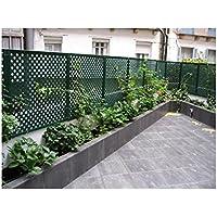 Intermas M83095 - Panel decorat espacio privat verde 100x200