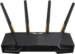 ASUS WiFi 無線 ルーター WiFi6 2402+574Mbps デュアルバンドゲーミング TUF-AX3000 【 メッシュ機能付 】【3階建 / 4LDK 】【PS5/Nintendo Switch/iPhone/android 対応】