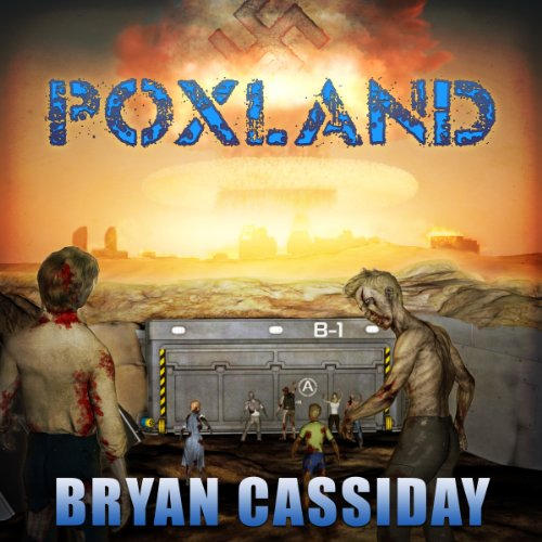 Poxland audiobook cover art