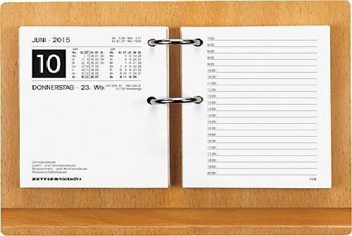 Holzuntersatz für 331 Umlegekalender
