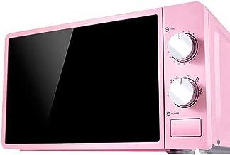 LUNAH Temporizador para Horno microondas Cocción rápida con un Toque Fácil de Limpiar Diseño Elegante Mini hornos de 20 l (Color: Azul)