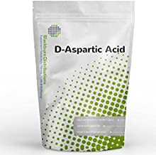 5kg D-Aspartic Acid Powder Free UK Shipping UK Certified Product Estimated Price : £ 172,16