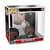 From Lil Wayne, Tha Carter III, as a stylized Pop! Albums! Stylized collectable stands 5 inches tall, perfect for any Lil Wayne fan! Collect and display all Lil Wayne POP! Vinyls!