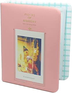 64 Pockets Mini Films Instax Mini 9 8 7s 70 25 50s 90 Name Card Pieces Of Moment Photo Book Album Party Gifts
