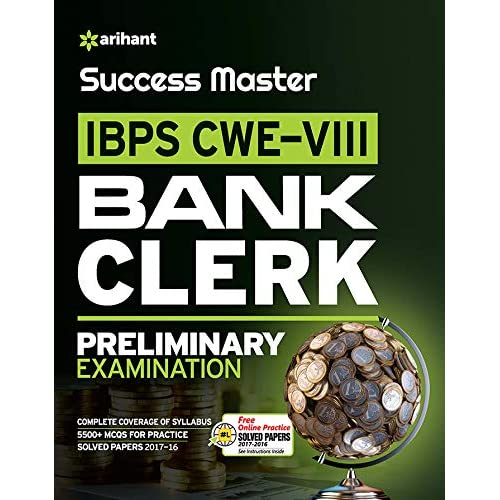 Success Master IBPS-VII Bank Clerk Preliminary Examination 2018