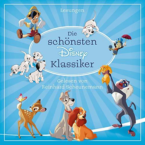 Die schönsten Disney-Klassiker Titelbild