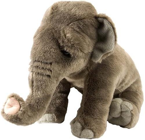 Wild Republic 30cm Cuddlekins Elephant Asian by Wild Republic