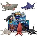 Sbabam - Depredadores de los Mares - Pack de 4 bolsitas
