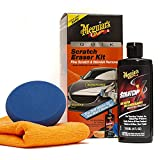 Best Car Scratch Removers - Meguiar's G190200 Quik Scratch Eraser Kit Review