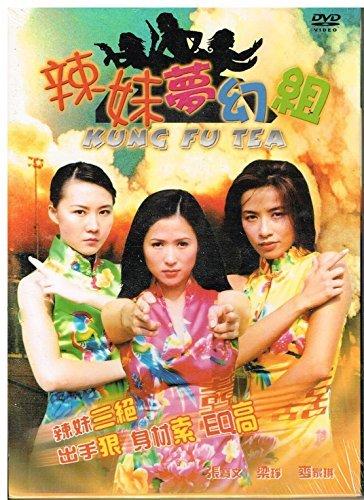 Kung Fu Tea Hong Kong Movies DVD Format Cantonese /Mandarin Audio With Chinese / English Subtitles