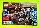 LEGO La Hobbit: Barrel Escape Establecer 79004