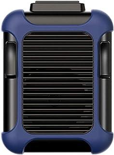 Nologo Lvnmoy Mini Ventilador portátil Pinza for el cinturón acondicionador de Aire del Ventilador USB Recargable 4000mAh de la Pesca Que acampa al Aire Libre de Trabajo
