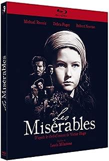 Les Miserables 1952 NON-USA FORMAT Reg.B France