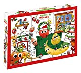 Freche Freunde FREUNDE Bio Adventskalender, Weihnachtskalender gefüllt mit Bio Kinder-Snacks und Spaß, ohne Industriezucker, ideal für Kinder