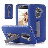 Funda® Firmness Smartphone Case with Kickstand for Alcatel