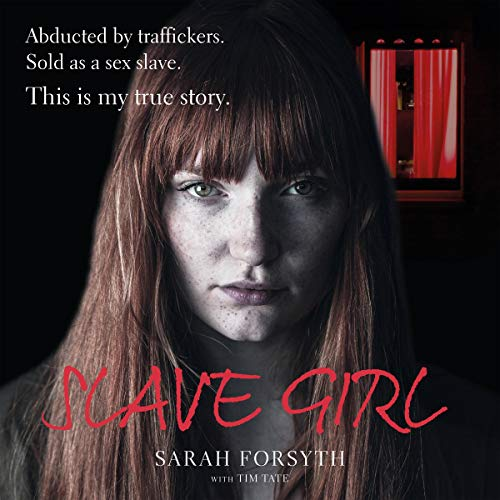 Slave Girl audiobook cover art