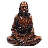 The Peace of Christ - Jesus Statue 12' Medium Wood