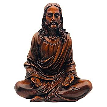 The Peace of Christ - Jesus Statue 12  Medium Wood