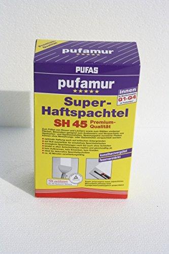 Pufas pufamur Super-Haftspachtel SH 45 10,000 KG