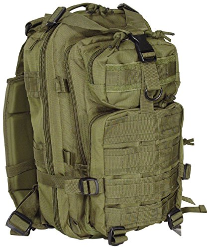 VOODOO TACTICAL 15-7437004000 - Pacchetto d'assalto livello III, OD