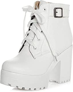 Platform - White / Boots / Shoes